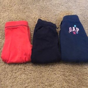 Other - Bundle 3 T joggers / sweats / sweatpants